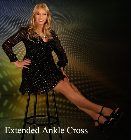 extended ankle cross